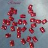 Pietre de cusut 13/18 mm rosii cod 58