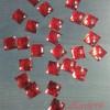 Pietre de cusut 16/16mm rosii cod C26